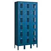 Vented Metal Lockers