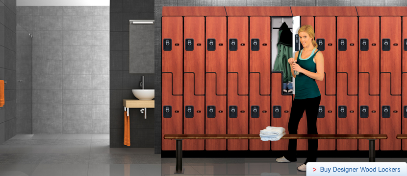 Lockers quality steel construction for Designer lockers